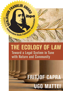 EcologyOfLaw_award